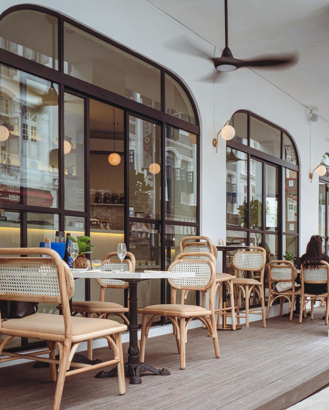 new restaurants cafes september 2021 - Chez Suzette