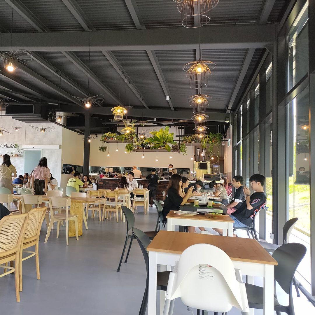 new restaurants cafes september 2021. -Whisk & Paddle Bukit Batok