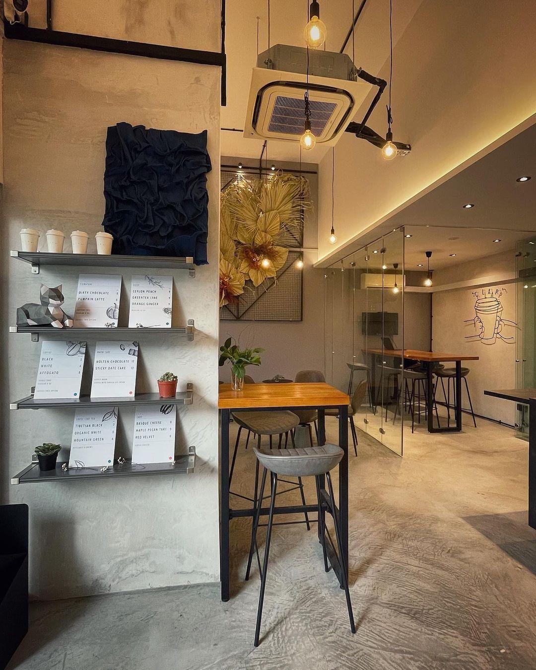 new restaurants cafes september 2021 - Clap Cafe