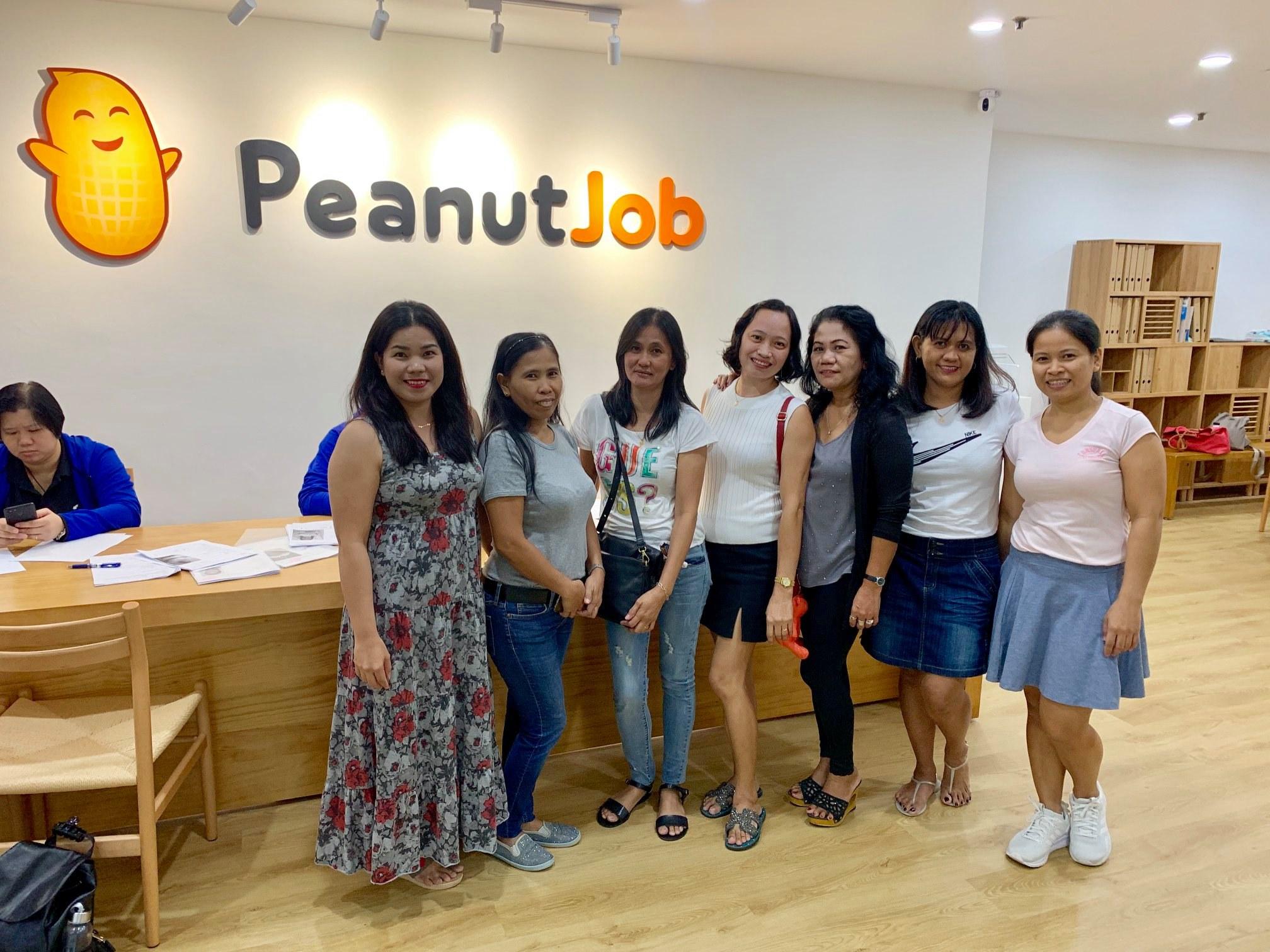 peanut job
