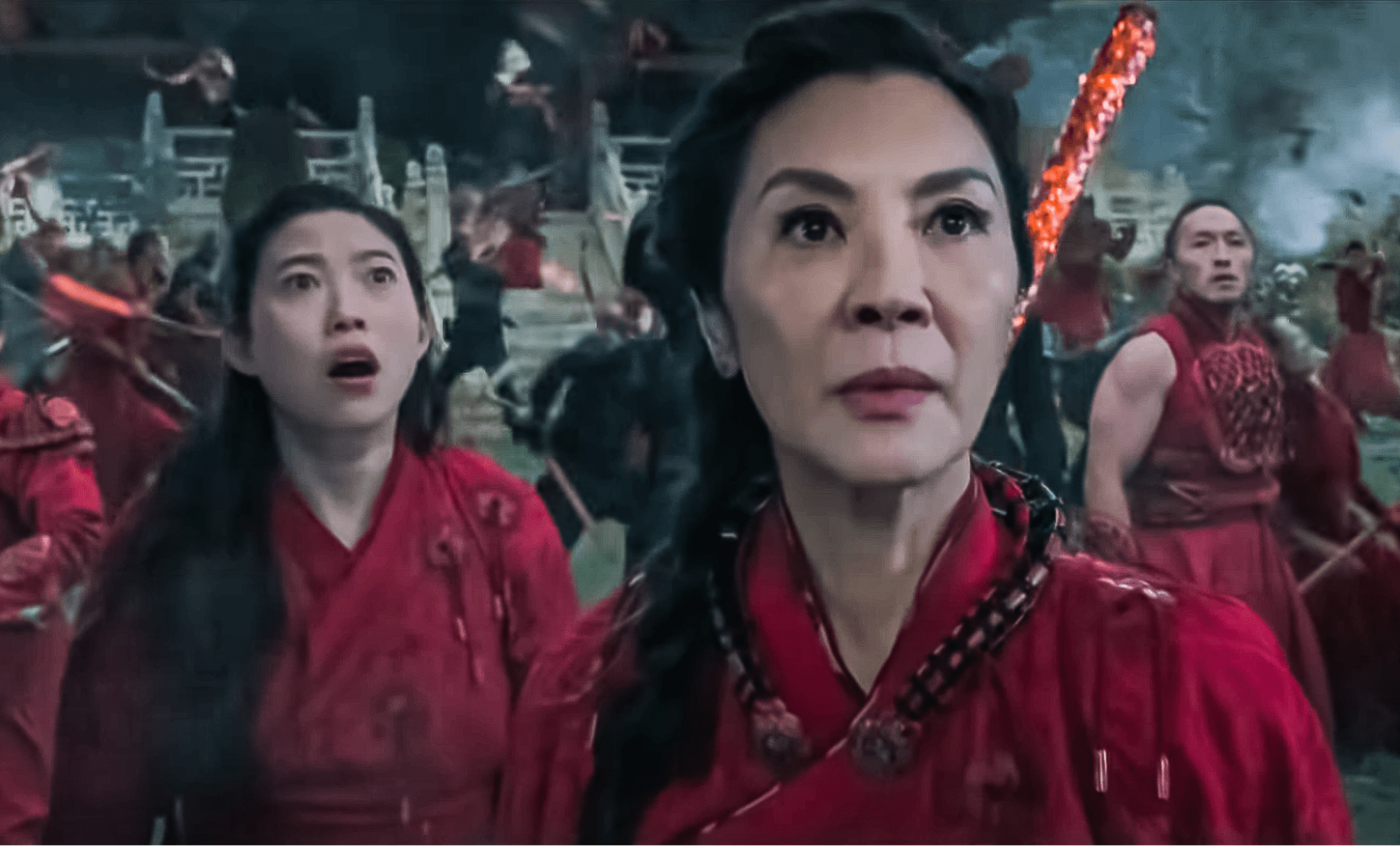 shang chi review - michelle yeoh