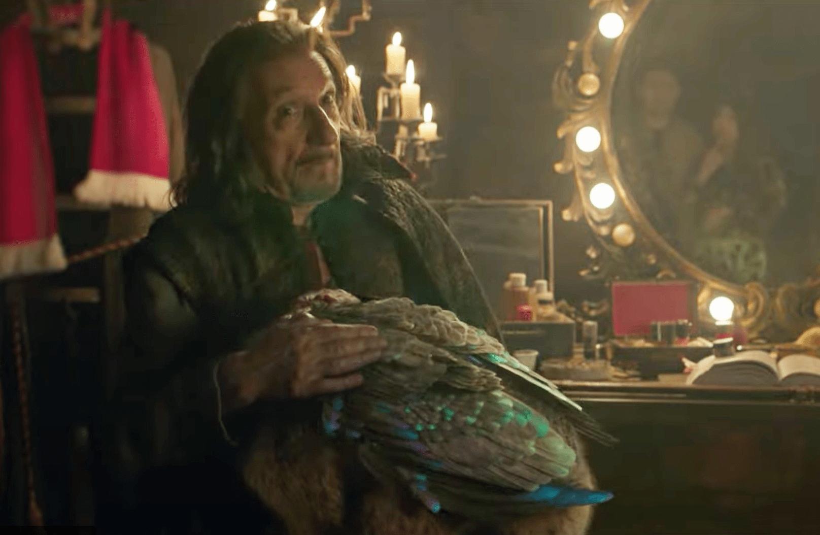 Trevor Slattery, played by Ben Kingsley - Marvel