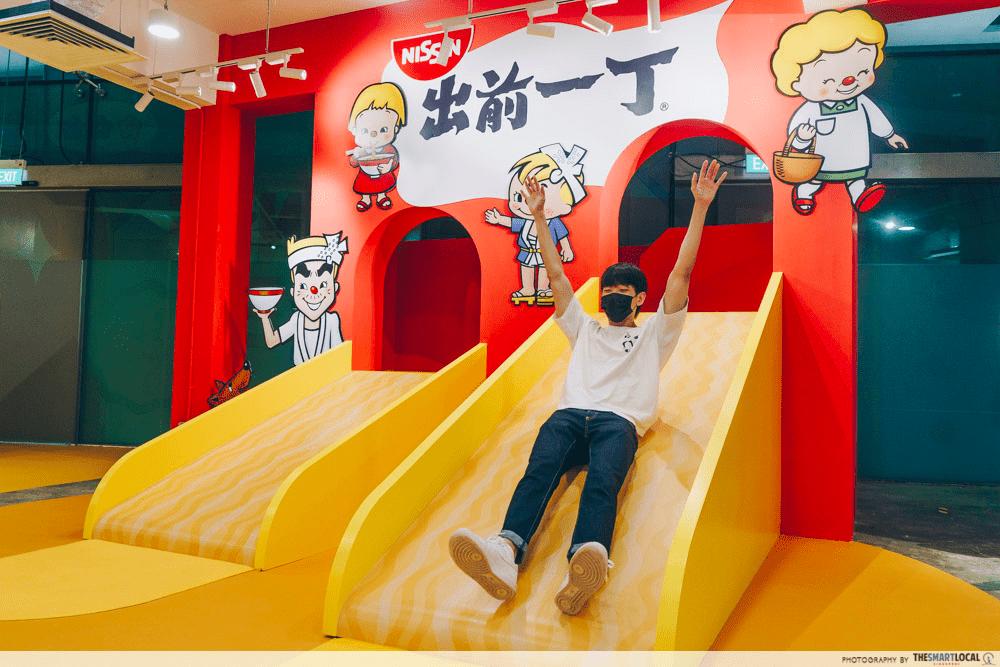 slurping good - slide