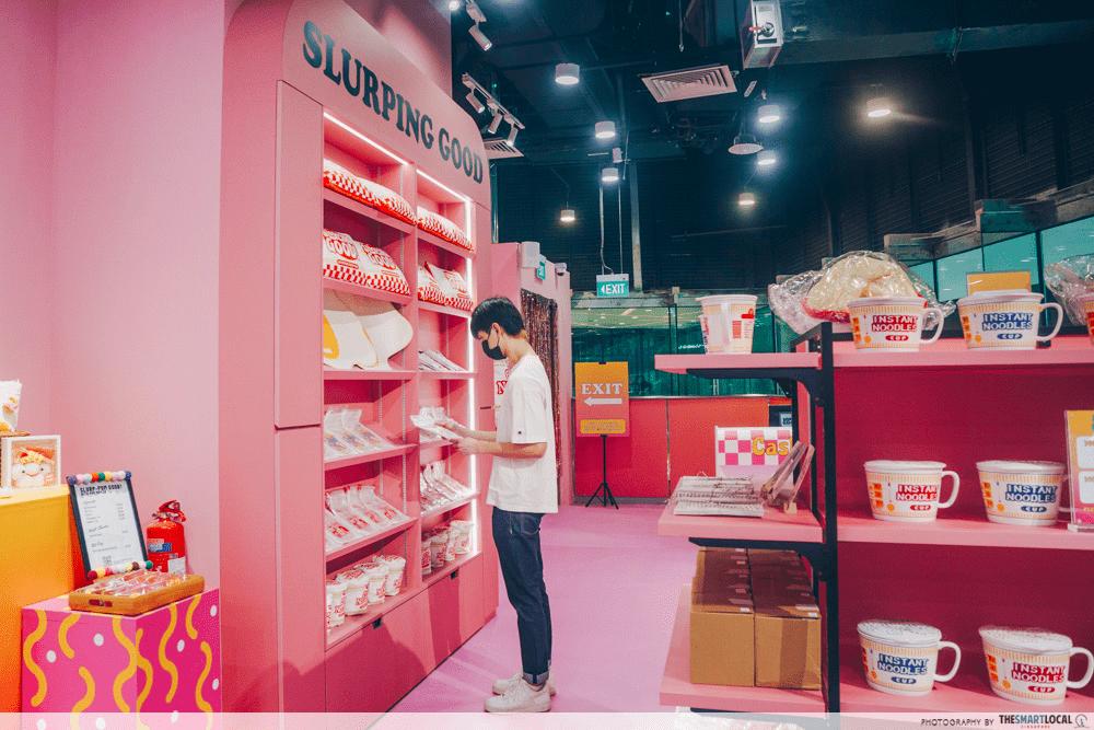 slurping good - retail