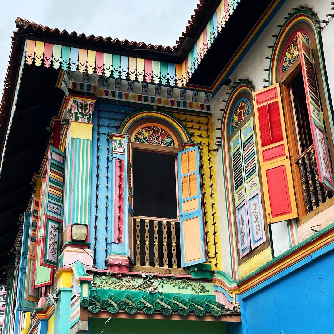 tan teng niah house - tekka centre
