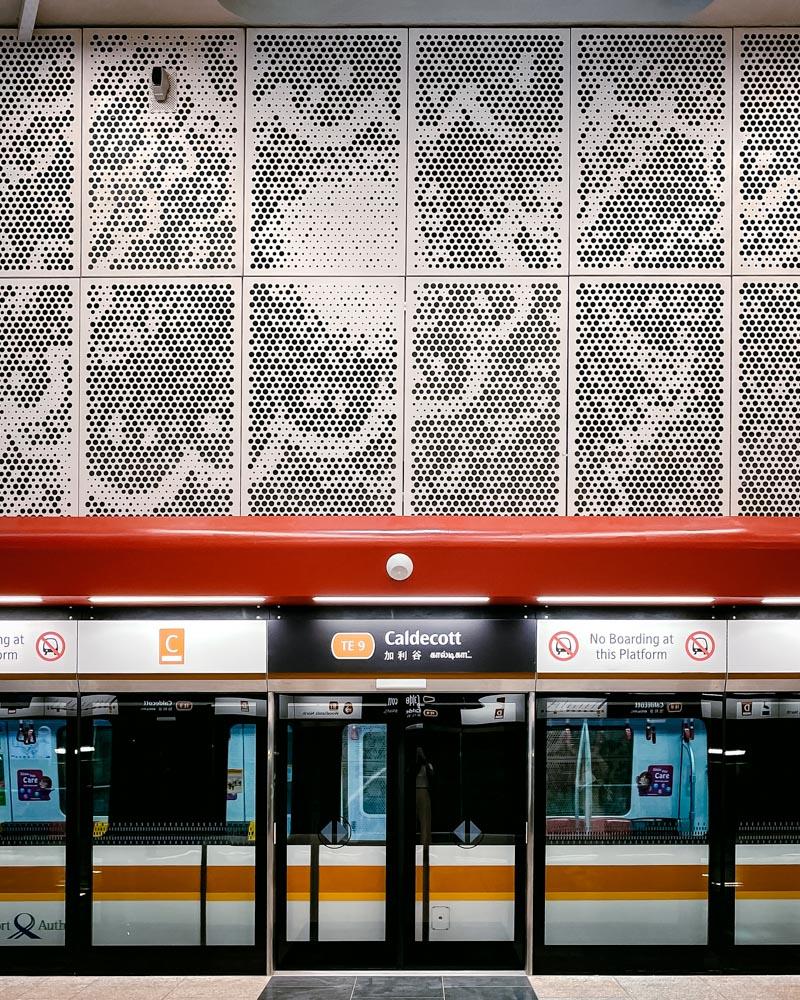 Caldecott MRT