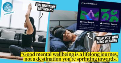 Mental Health Apps Singapore