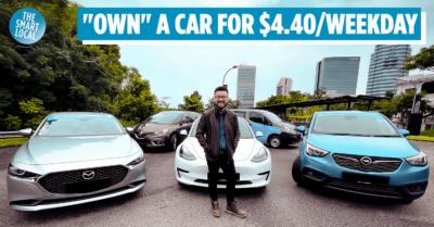 Tribecar car sharing Promotion