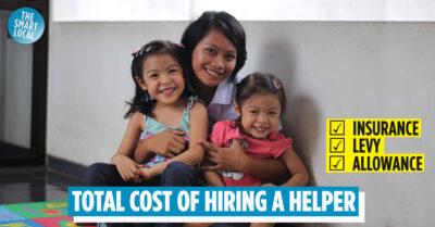 hiring maid singapore