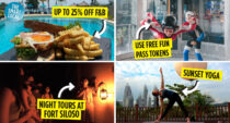 Sentosa Is Upping Its Game Now With New Beach Activities, F&B Promos & Free Fun Pass Tokens
