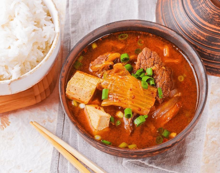 Hororok Soups & Stews - Korean food