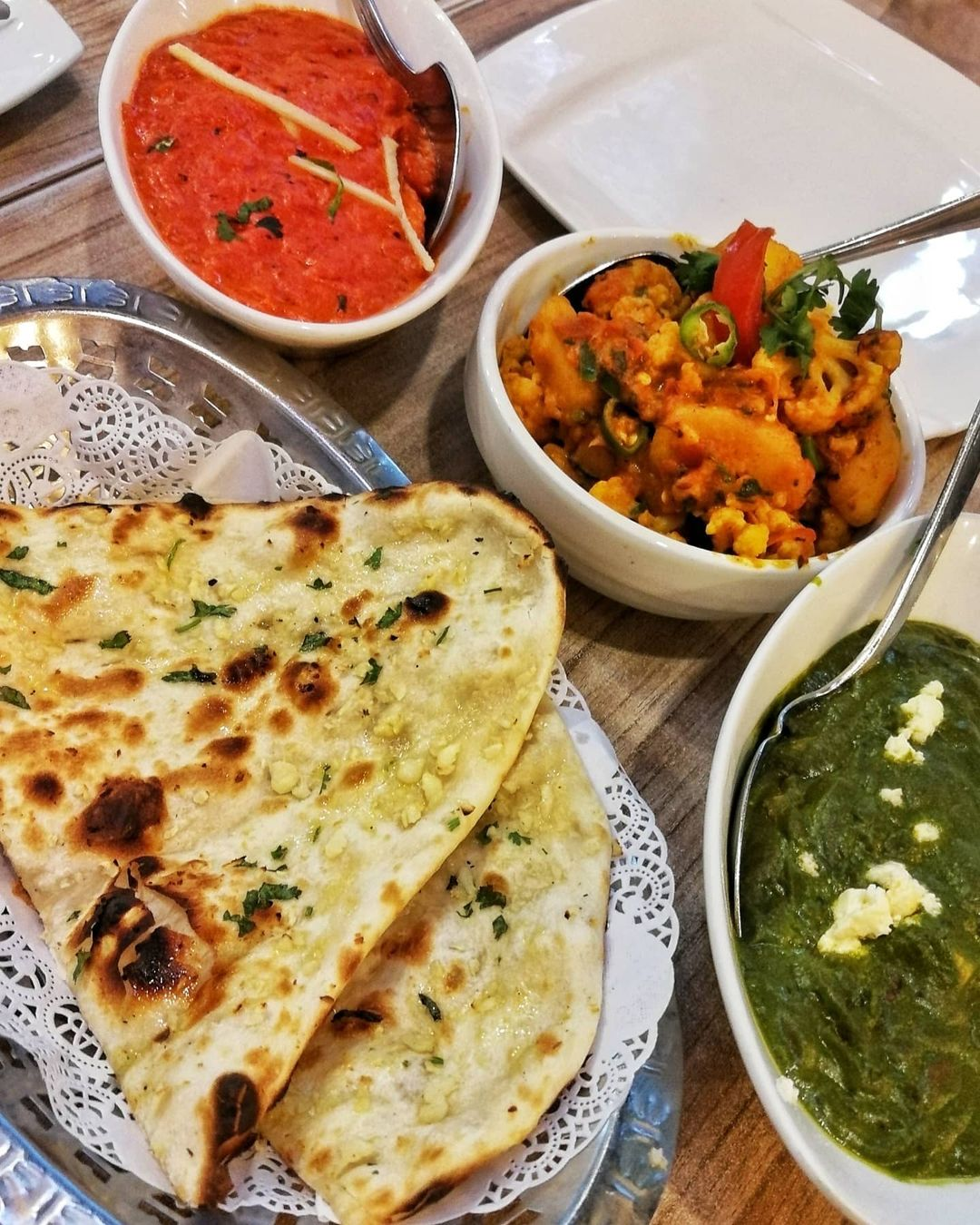 Anglo Indian Cafe & Bar - 1-for-1 dining