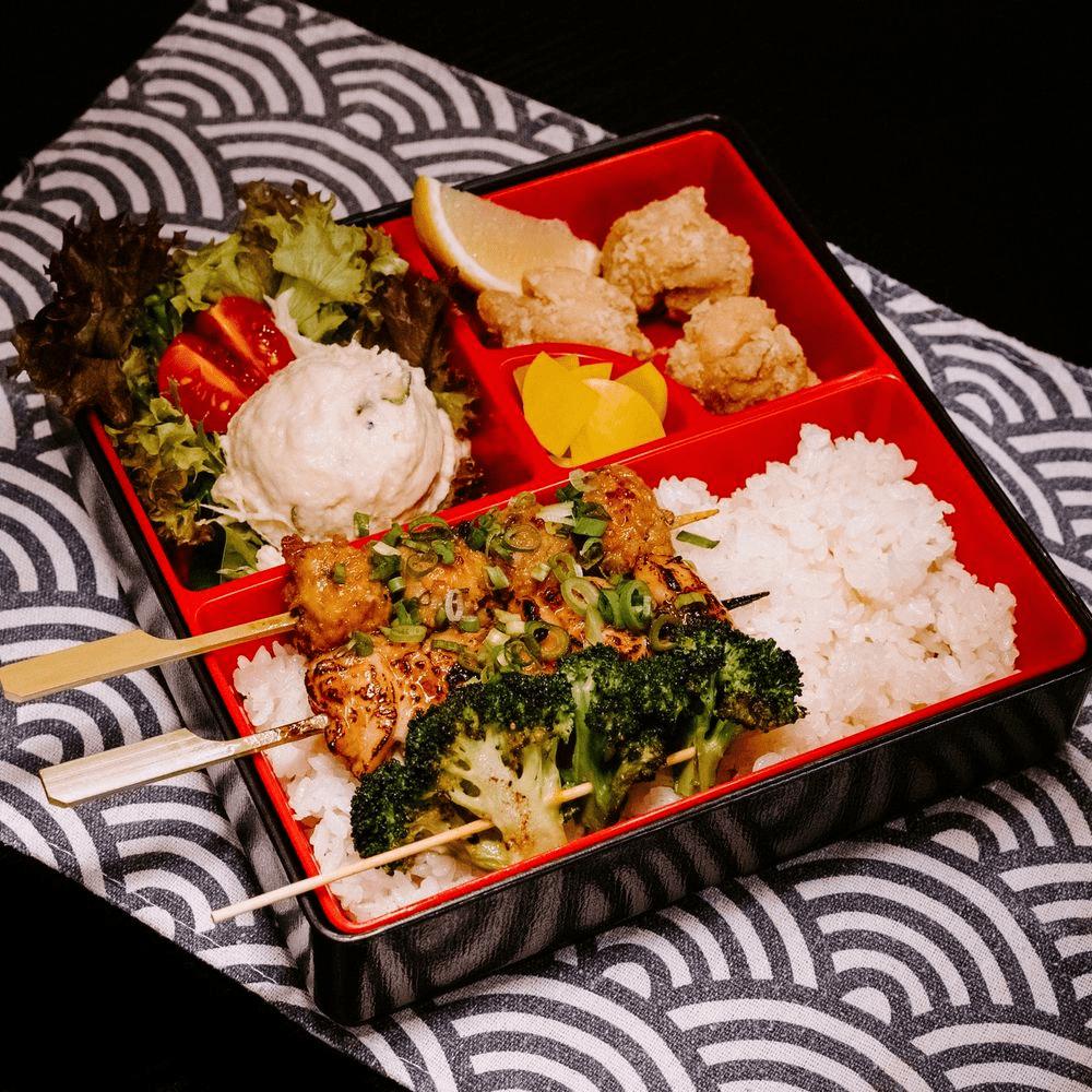 GudSht 1-for-1 dining Japanese Bento