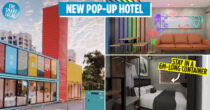 SG Hotel On Wheels: New Roving Container Hotel Opens In The East For An Offbeat Staycay