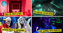 11 Halloween Events In Singapore To Get Spooked, Like Haunted House Tours & Horror Film Screenings