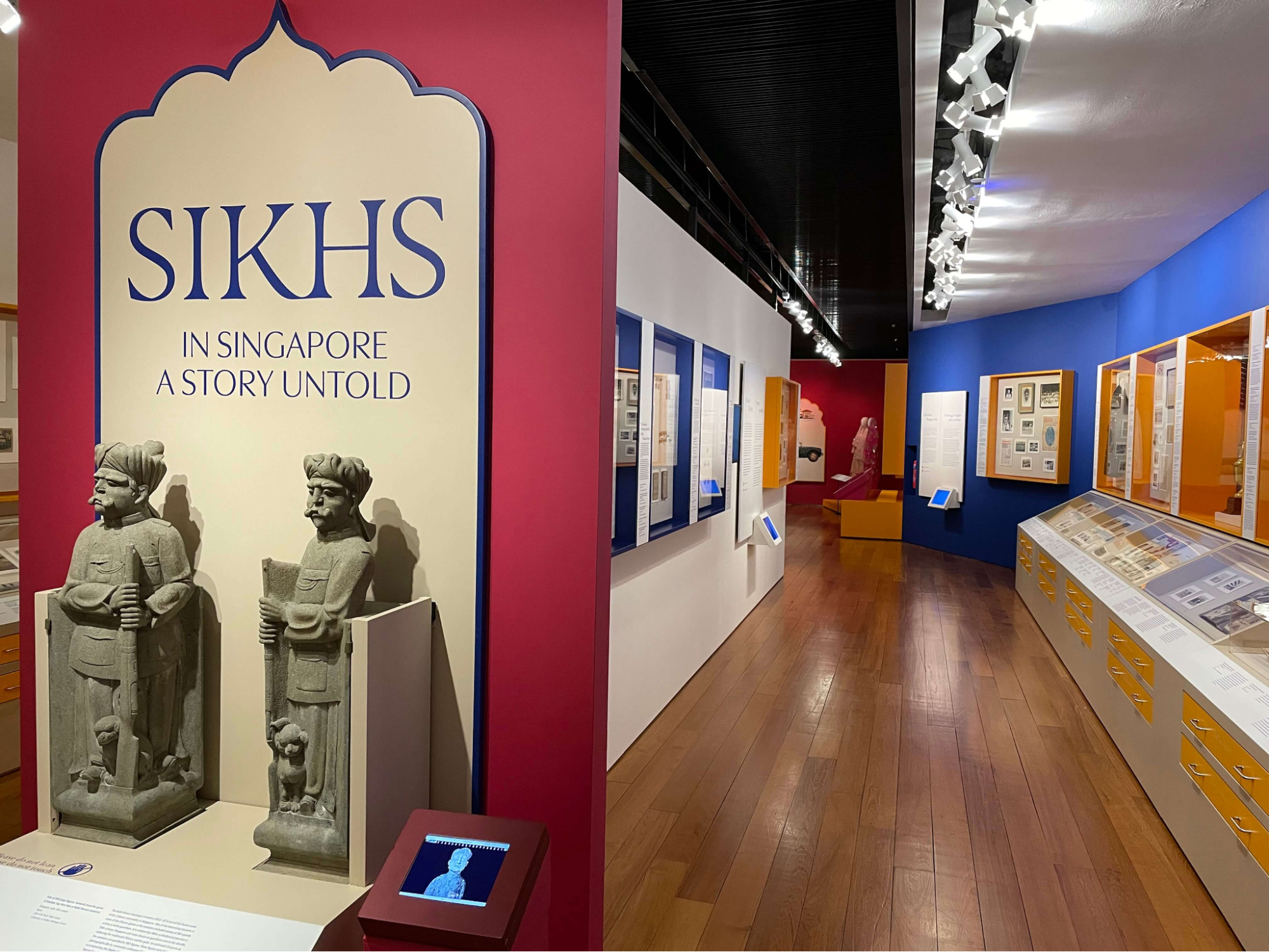 Sikhs in Singapore: A Story Untold