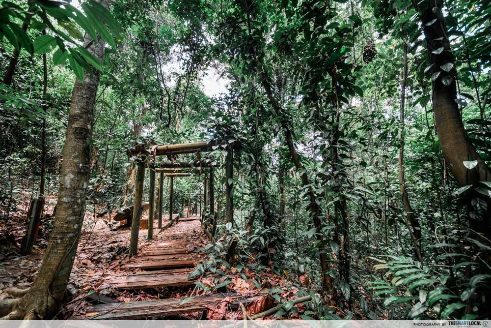 bukit batok torii gates