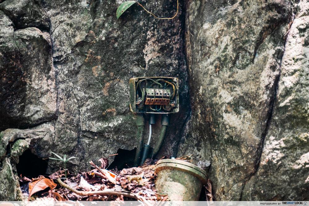 bukit batok hillside park - electric circuit