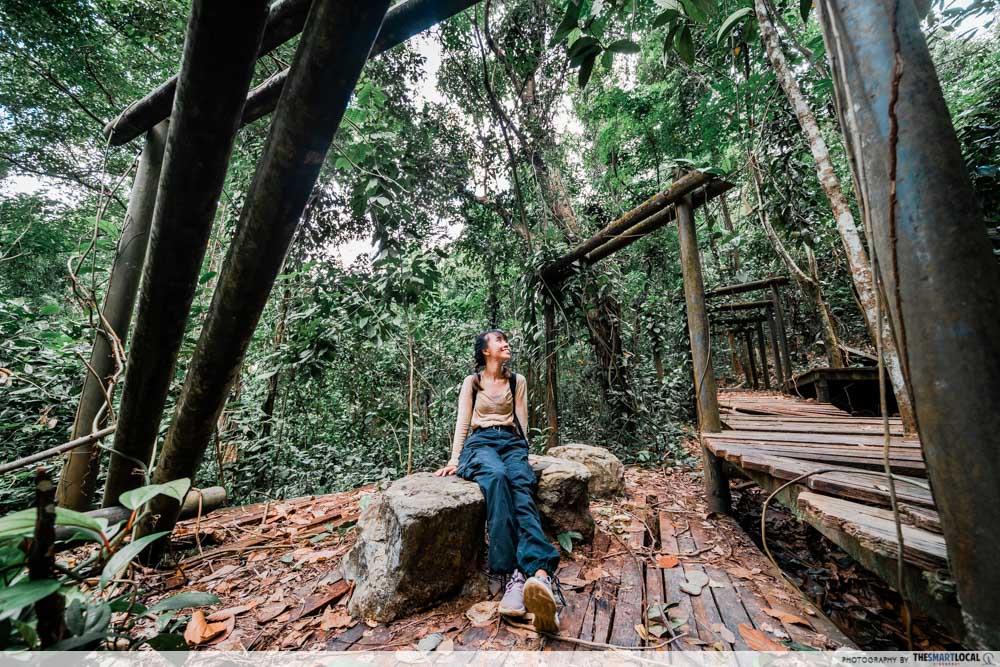 abandoned places singapore