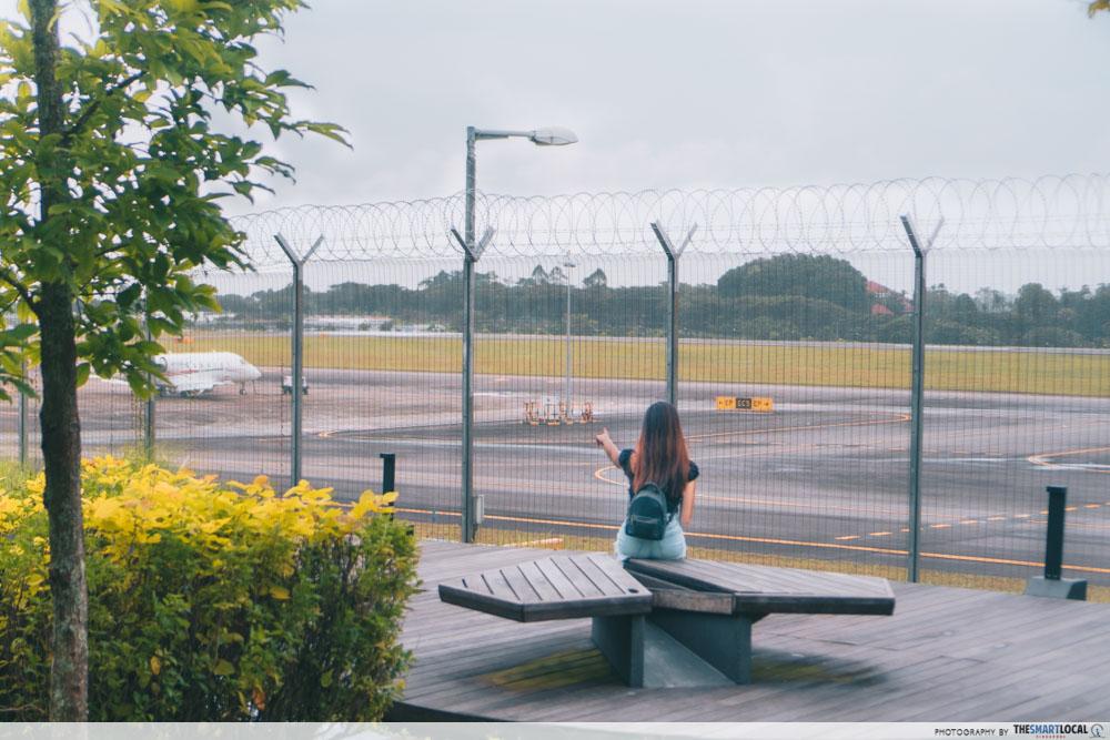 The Oval boardwalk