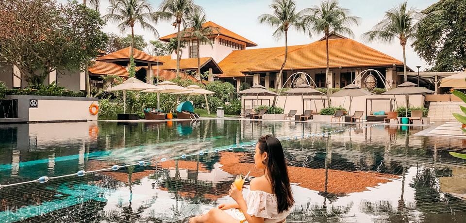 luxury activities singapore - sofitel sentosa