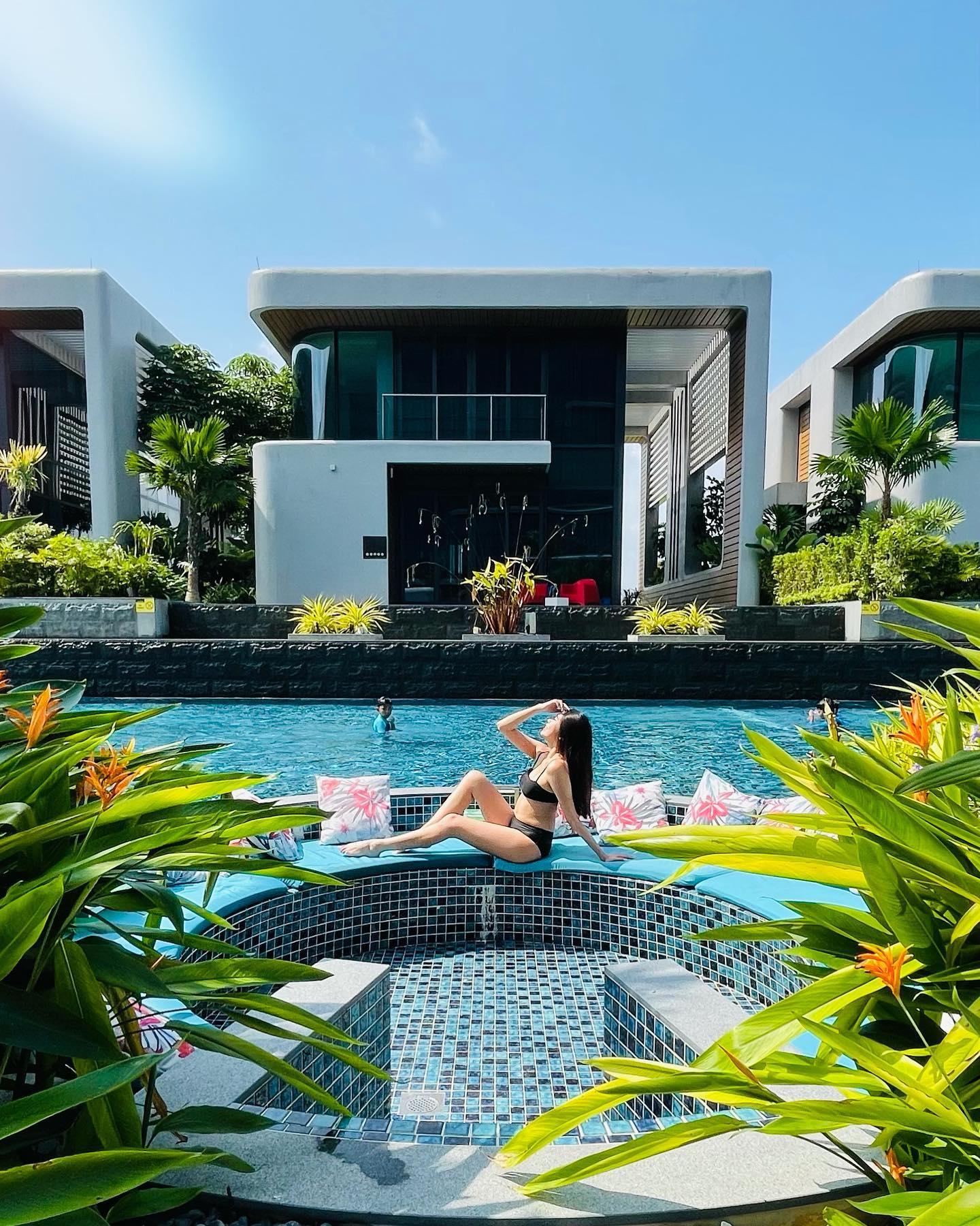 luxury activities singapore - dusit thani laguna