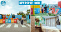 SG Hotel On Wheels: First Look At New Container Hotel In The East, Perfect For An Offbeat Staycay