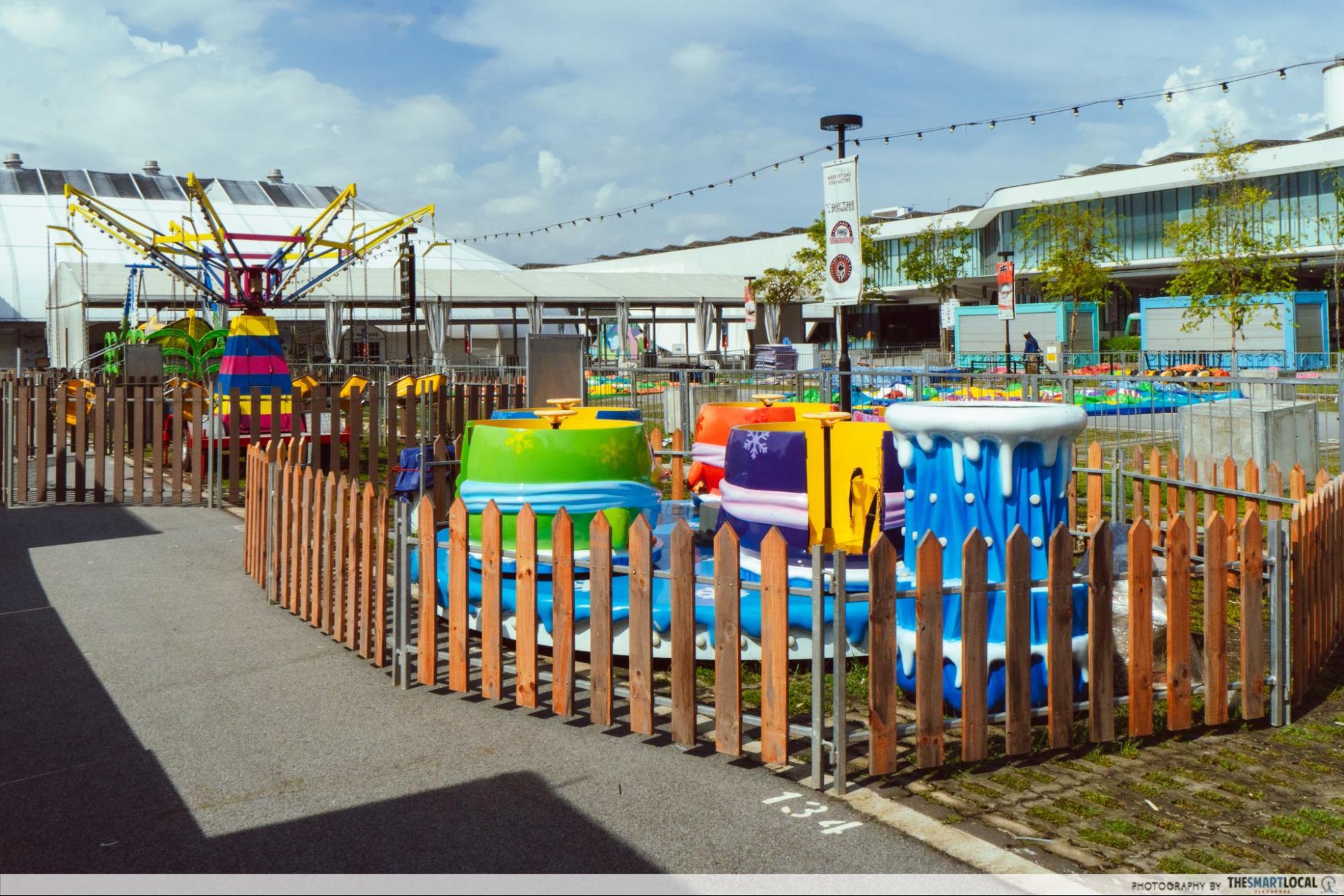 SG hotel on wheels - carnival