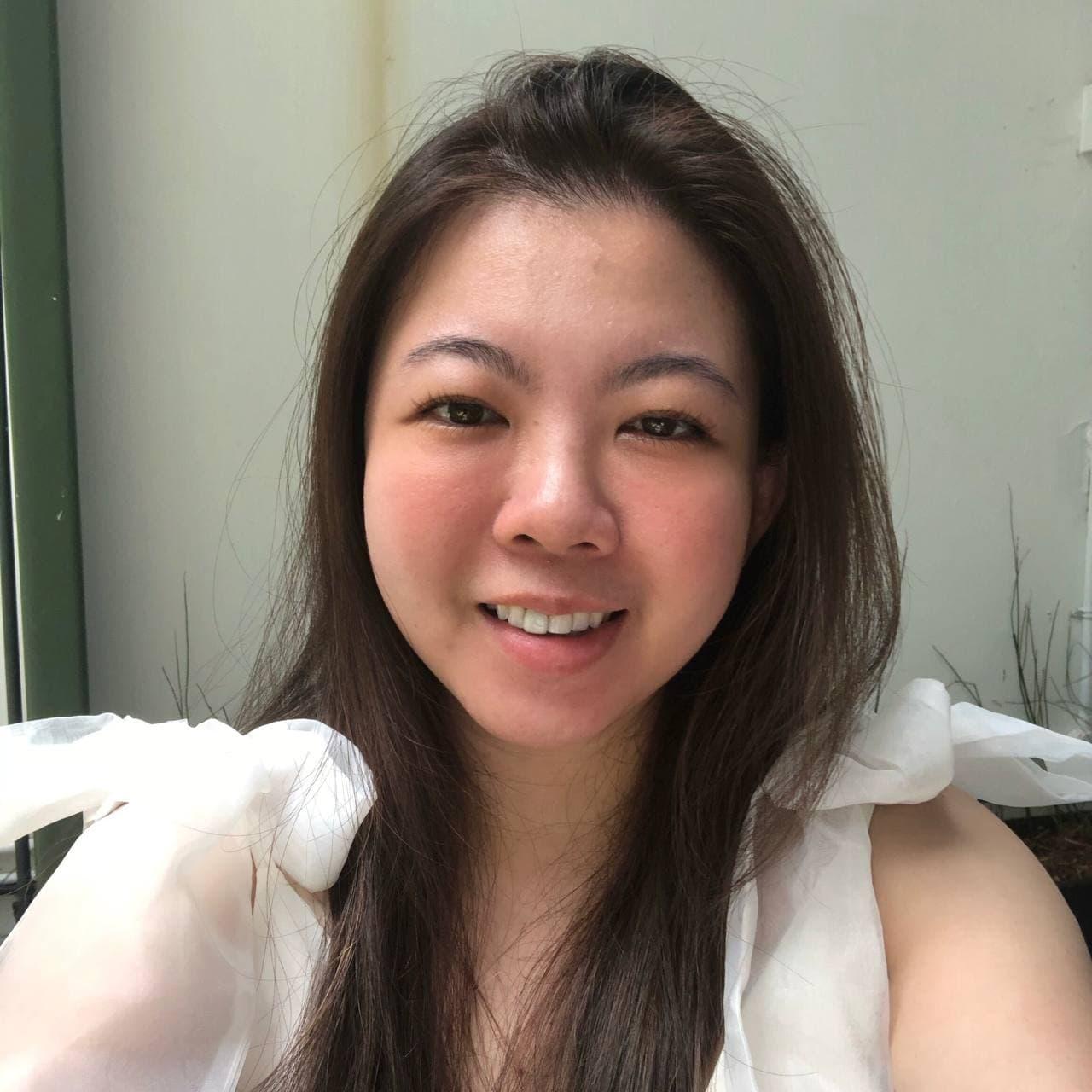 shakura - with makeup on