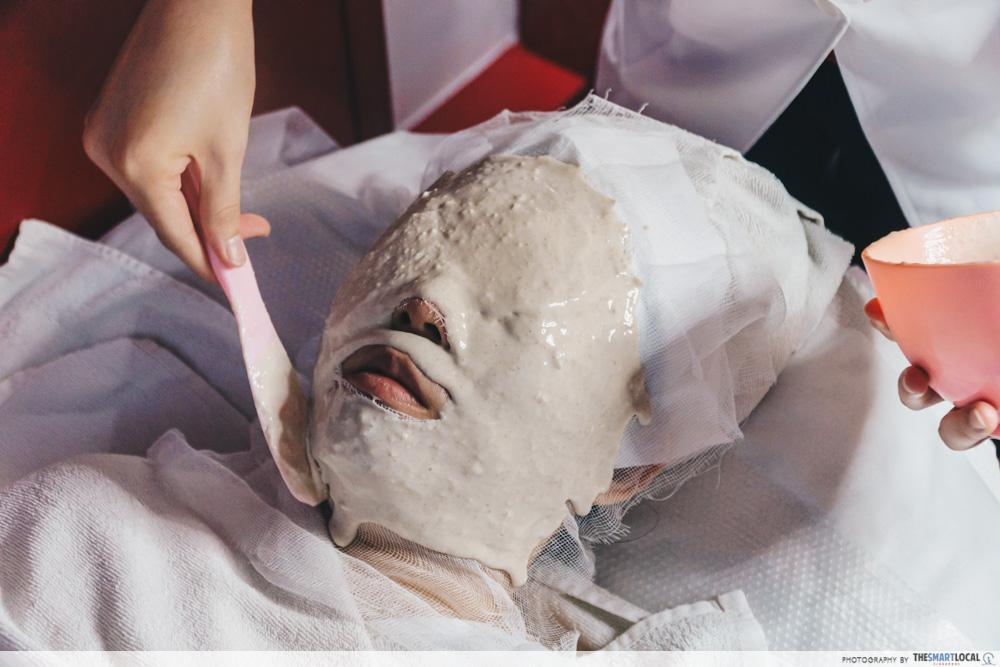 shakura - cold mask