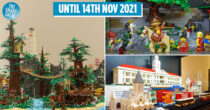 ION Orchard Has A LEGO Exhibition With Free Entry & Massive Builds To Check Out