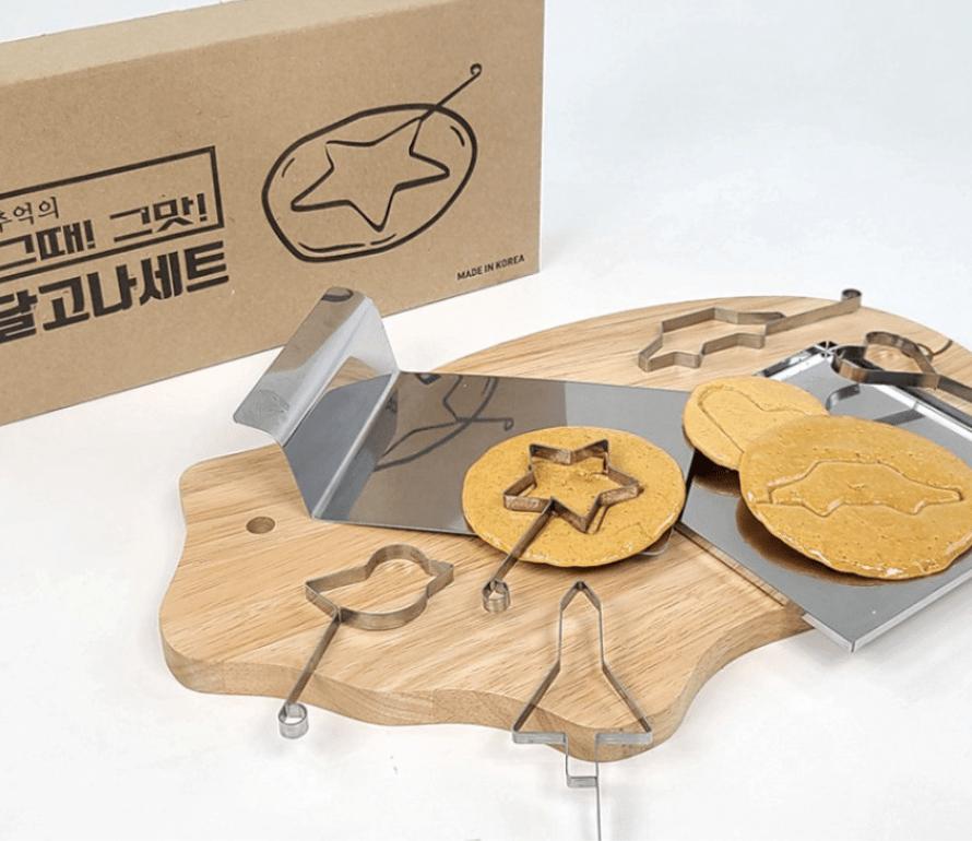squid game items singapore - Dalgona candy making kit