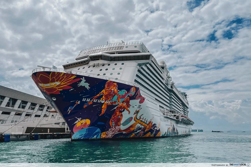 Dream Cruise Singapore Cruise To Nowhere