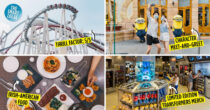 Universal Studios Singapore: Best Zones, Rides With Highest Thrill-Factors & Dining Options