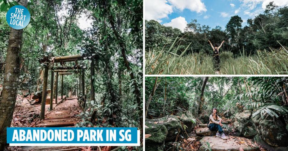 Bukit Batok Hillside Park Cover