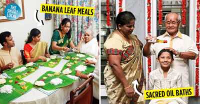 deepavali traditions in singapore cover