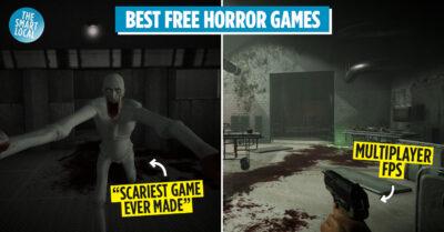 free horror games
