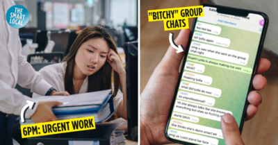 dealing with a toxic workplace in Singapore
