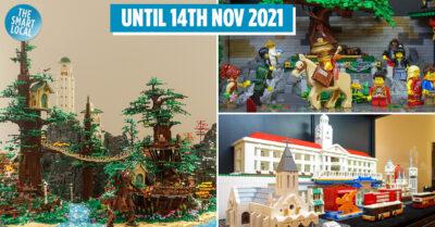 singapore brickfest 2021 cover image