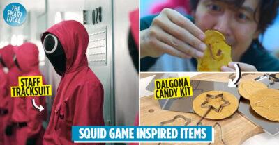 squid game items singapore