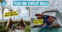 5 DBS Deals To Unlock Staycation Savings For Year End, If You've Not Enough Leave For Travel & SHN