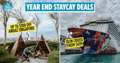 staycation deals DBS