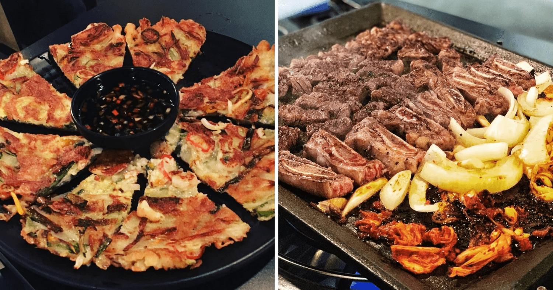 8 Korean BBQ