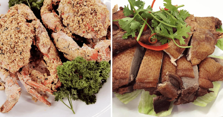 B. K. Forture Seafood