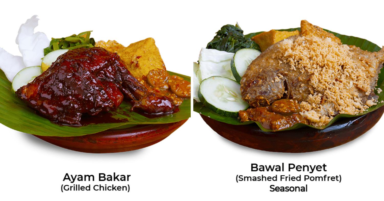 Ayam Penyet Ria - Rivervale Mall