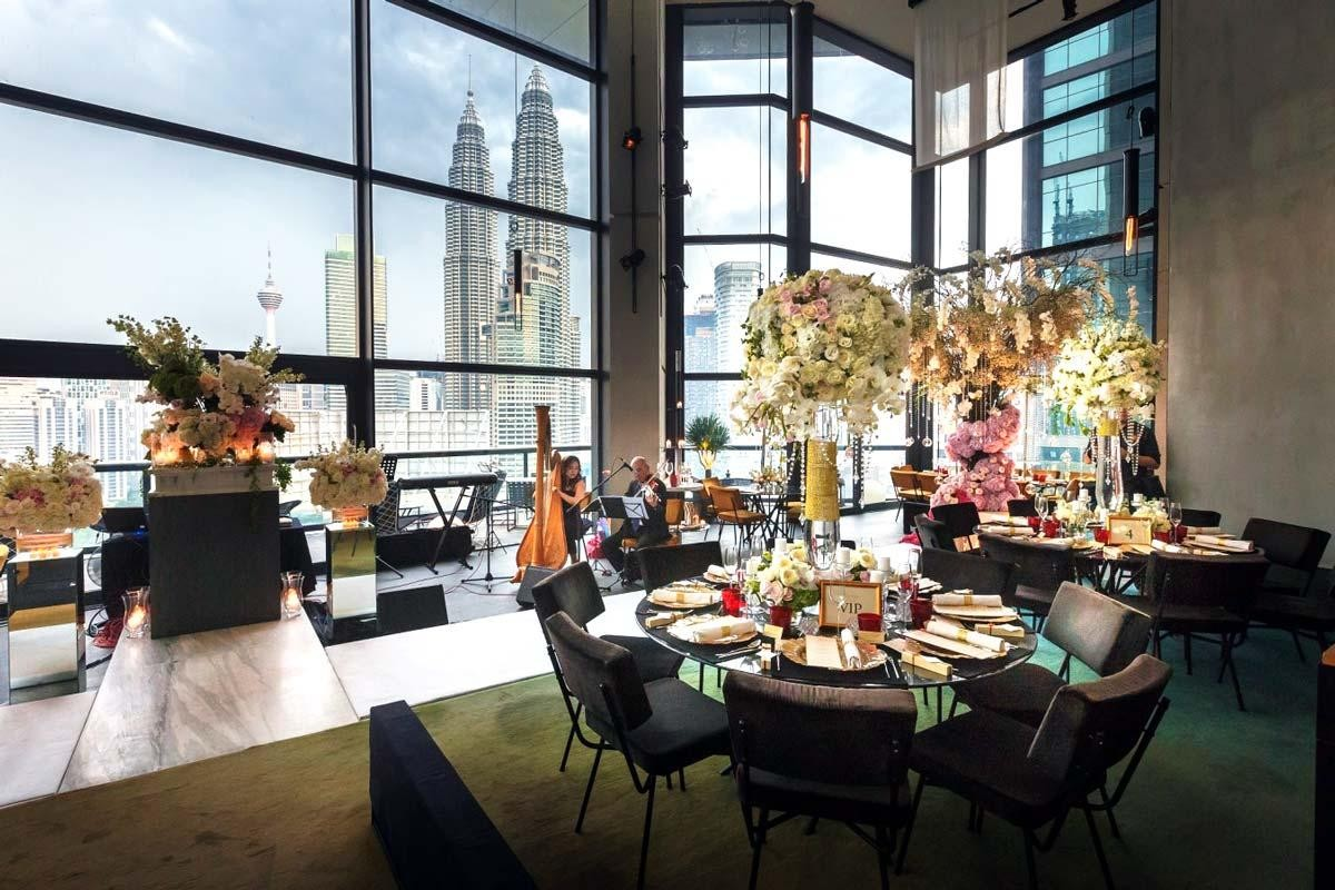 15 Extraordinary Restaurants In Kl With Views To Die For
