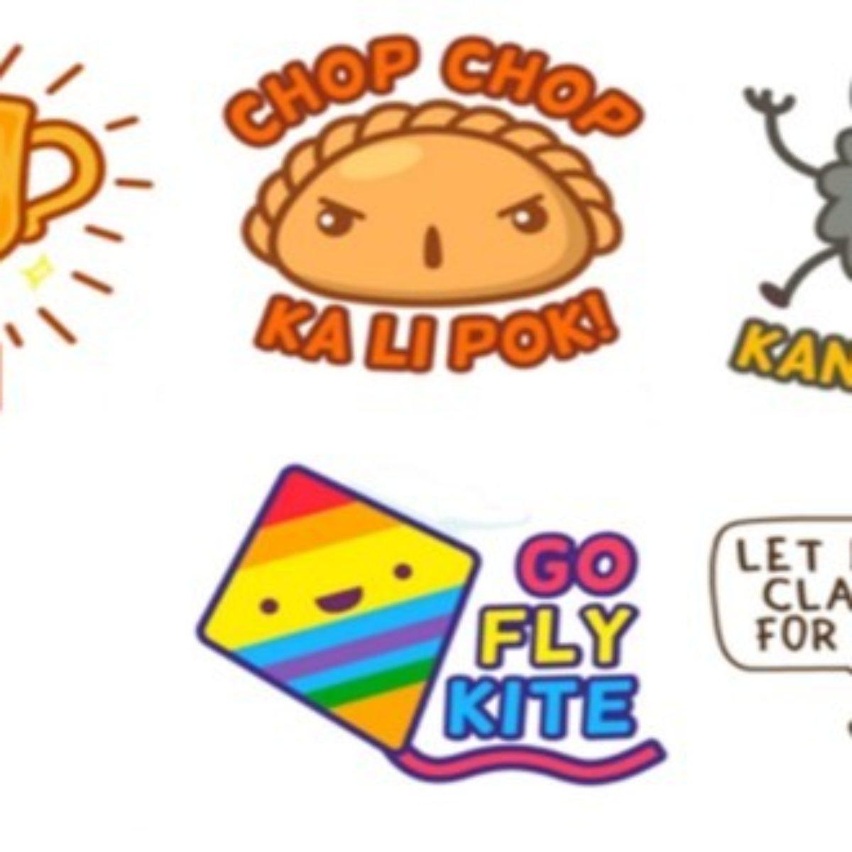 10 Unmistakably Singaporean Telegram Sticker Packs That Are Better