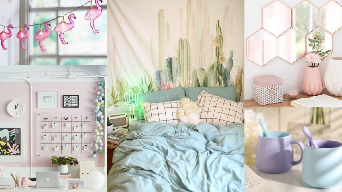 12 Pastel Bedroom Essentials On Taobao To Nail That Candy Coloured Aesthetic