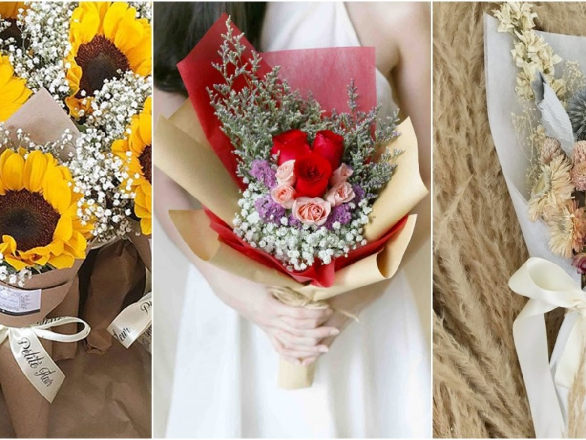 8 Affordable Valentine S Day Bouquets Under 50 All Over Singapore