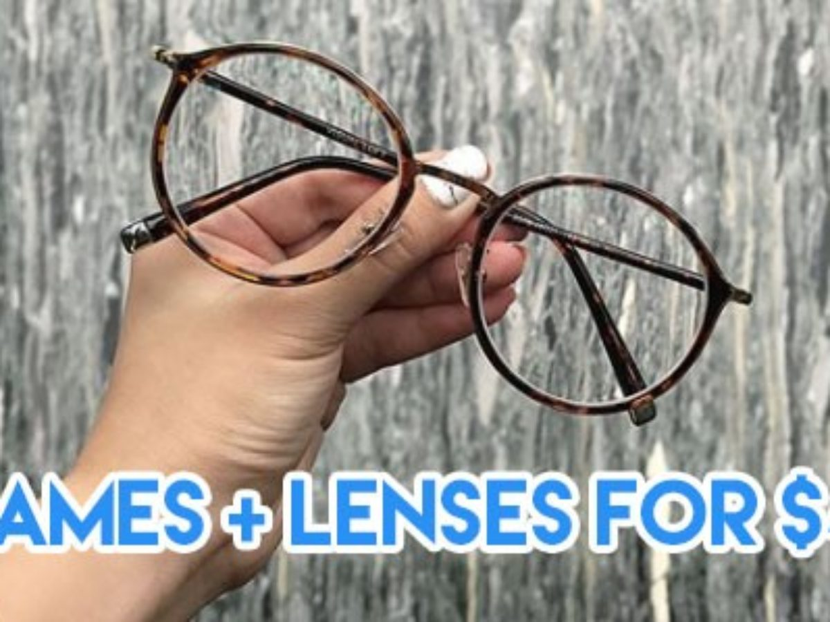 7 Spectacle Stores In Singapore With Affordable Frames Lenses